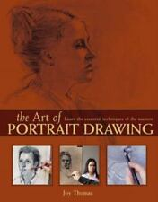 The Art of Portrait Drawing by Joy Thomas (2006, Hardcover)
