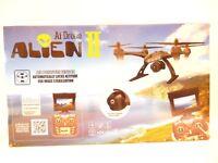 SEALED NEW IN BOX   $199.99    Ai Drone Alein II No. 506G 2.4GHz HD Camera