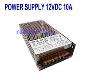S-120-12a Super Stable Power supply unit 120W DC 12V ( 10.5 - 13.8V ) 10AMP