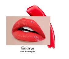 Jouer High Pigment Lip Gloss Long Lasting Full Coverage SHIBUYA (Strawberry RED)