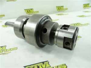 """EFEM REVERSIBLE TAPPING ATTACHMENT MODEL GA30 3MT SHANK 3/4"""" TAP HOLE ID"""