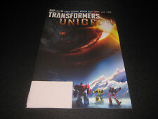 FREE COMIC BOOK DAY 2018 TRANSFORMERS UNICORN - IDW  UNSTAMPED (NEW) John Barber