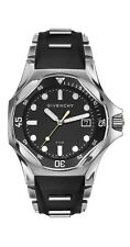 Givenchy Men's Black 'five Shark' Watch 100% authentic