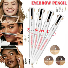 4 in1 Easy to Wear Eyebrow Contour Pen Defining & Highlighting Brow 🔥