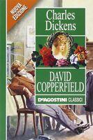 David Copperfield - Charles Dickens - De Agostini - Libro Nuovo in offerta!