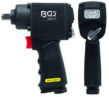 """BGS Germany Palm Rattle Gun Impact Driver Wrench 1/2""""drive 680Nm 1/4"""" Air Tools"""