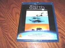 Disneynature - Earth ( Blu-ray Disc' 2009) Brand New;Sealed,Rare OOP+I Ship Fast