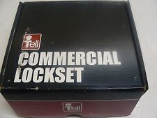 New Commercial Lockset Lc2482 Ctl Us26D Backest 2-3/4 Strike T