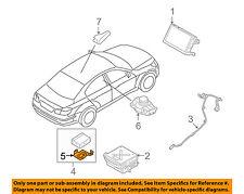 HYUNDAI OEM Genesis GPS Navigation System-Receiver Mounting Bracket 961203M551