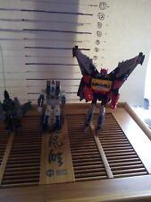 Transformers Lot Planes/Jets