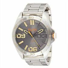 Hugo Boss Orange Berlin Men's Stainless Steel Watch 1513317 New in Box with Tags