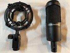 Audio-Technica At2035 Large-diaphragm Condenser Microphone