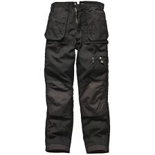 Dickies Eh26800 Eisenhower Kneepad Pocket Work Trousers Cordura Knee Men Black 30 S