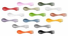 6 x Light my fire SPORK Camping Gadget Army Lunchbox