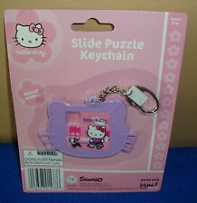 Hello Kitty Slide Puzzle Keychain by Basic Fun MOC