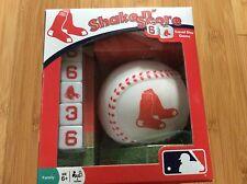 Boston Red Sox MLB Shake n Score travel dice game NEW  Retail $20 great gift