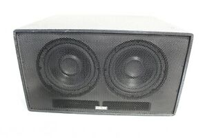 """BRAND NEW Eastern Acoustic Works EAW SB48ZP Dual 8"""" subwoofer"""