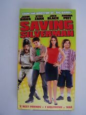 Saving Silverman Vhs Jack Black Amanda Peet