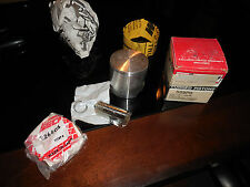NOS Yamaha YZ125 1986-1988 Wiseco Piston Kit 57.50mm 1.50mm 559P6