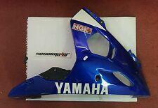 Carena Inf. DX Yamaha YZF-R6 del '05 USATO ORIGINALE LEGGERE LA DESCRIZIONE