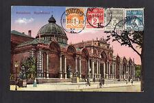 1907 POSTCARD NY CARLSBERG GLYPTOTEKET, COPENHAGEN. KJOBENHAVN