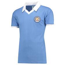Camisetas de fútbol de clubes ingleses 1ª equipación para hombres Manchester City
