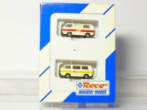 Roco 1385 VW Jeu Asb - 1:87 comme Neuf en Ovp