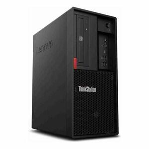 Lenovo ThinkStation P330 Workstation - i7-9700 16GB RAM 512GB SSD Win10 18MthWty