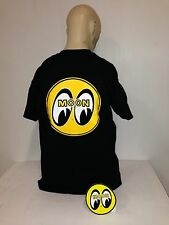 Mooneyes t-shirt Eyes logo size XL 32 roadster hot rod ford