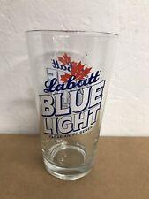 Labatt Blue Light Pint Glass