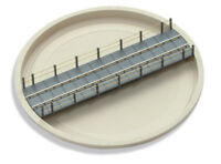 PECO LK-1455 Well or Flush Type Turntable Kit H0m (009) Gauge - Tracked 48 Post