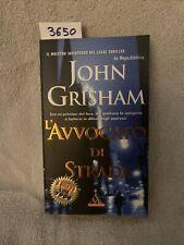 John Grisham L'avvocato Di Strada