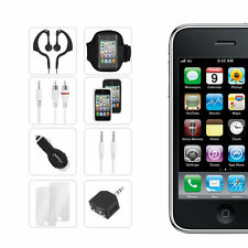 Headset Mobile Phone Accessory Bundles for Apple