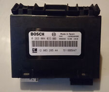 Saab 9-3 2.8 V6 T 2003-2007 YS3F Kombi PDC Modul / Sensor Bosch Steuergerät