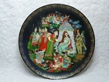 Russian Legends Collector Plate. Bradex No 60-V25-1.3 Golden Cockerel. Excellent