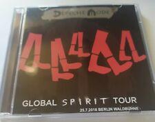 Depeche Mode Doppio CD 25.7.2018 LIVE BERLIN