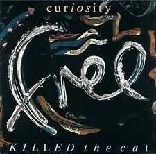"CURIOSITY KILLED THE CAT Free 7"" Single Vinyl Record 45rpm Mercury 1987 EX"