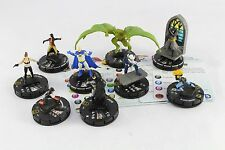 Heroclix DC STRADE DI GOTHAM Black Canary LADY Shiva BATMAN DAVID CAIN KATANA
