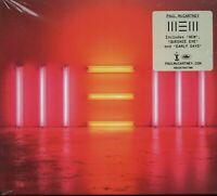 Paul Mccartney Neu (2018) Neuauflage 12-track CD Album digipak Neu/Verpackt