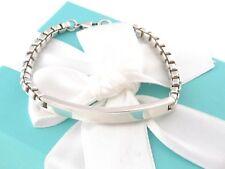 Tiffany & Co Silver Venetian Id Bracelet