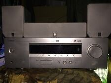 Yamaha HTR-5930 5.1 Channel Natural Sound Home Theater Receiver/Remote Bundles
