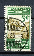 Nederlands Indië 218 gebruikt met langebalkstempel PONTIANAK
