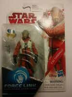 """C'ai Threnalli 3.75"""" Action Figure Force Link Star Wars The Last Jedi Exclusive"""