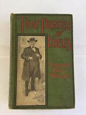 ANTIQUE 1911 THAT PRINTER OF UDELL'S HAROLD BELL WRIGHT HC BOOK