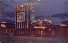 1940s Night Neon Club Bingo US Highway 91 Las Vegas Nevada Roberts 860