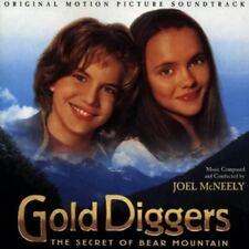 Gold Diggers Secret Of Bear Mountain Joel McNeely OST Film Score CD 1995 Sealed