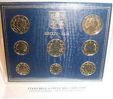 ORIGINAL KMS VATIKAN 2014 - 24 KARAT GOLD - Papst Franziskus - EURO MÜNZEN