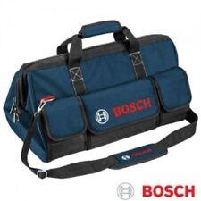 BOSCH PROFESSTIONAL STORAGE POCKETS POUCH TOOL BAG(L) SHOULDER&HAND _VG
