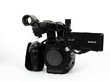 $2800 Sony Pxw-Fs5M2 Super 35 4K Handheld Camcorder + accessories + lenses-Black