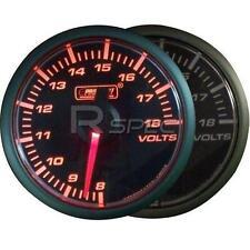 Prosport 45 Mm voltaje de CC 8-18v Calibre Amber / Transparente De Motor De Pasos
